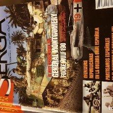 Militaria: REVISTA SERGA. . Lote 182298970