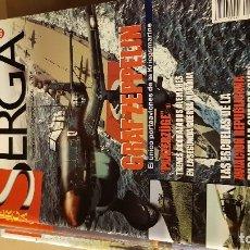 Militaria: REVISTA SERGA. . Lote 182299040
