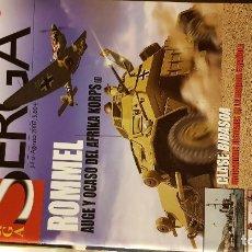 Militaria: REVISTA SERGA. Lote 182402081