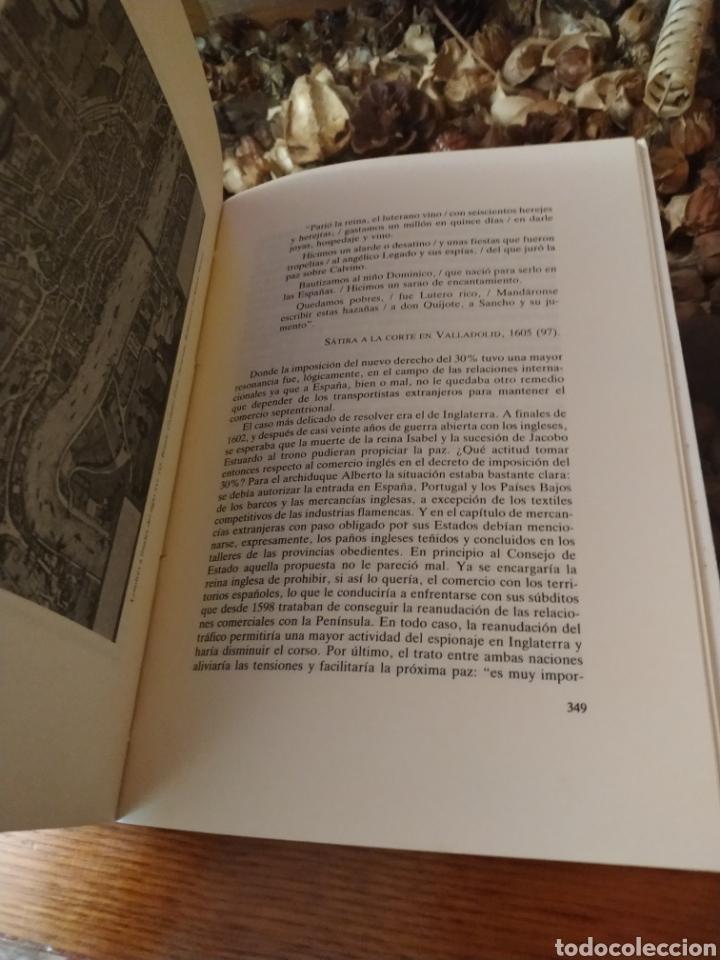 Militaria: FELIPE II, LA EMPRESA DE INGLATERRA Y EL COMERCIO SEPTENTRIONAL (1566-1609) - Foto 3 - 182643557
