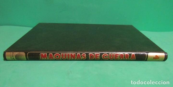 MAQUINAS DE GUERRA VOLUMEN 4 PLANETA - AGOSTINI VER IMAGENES Y SUMARIO EXCELENTE ESTADO (Militar - Libros y Literatura Militar)