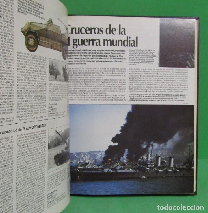 Militaria: MAQUINAS DE GUERRA VOLUMEN 4 PLANETA - AGOSTINI VER IMAGENES Y SUMARIO EXCELENTE ESTADO - Foto 3 - 183182467
