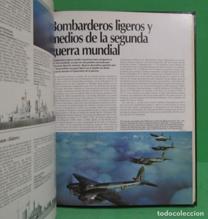 Militaria: MAQUINAS DE GUERRA VOLUMEN 4 PLANETA - AGOSTINI VER IMAGENES Y SUMARIO EXCELENTE ESTADO - Foto 4 - 183182467