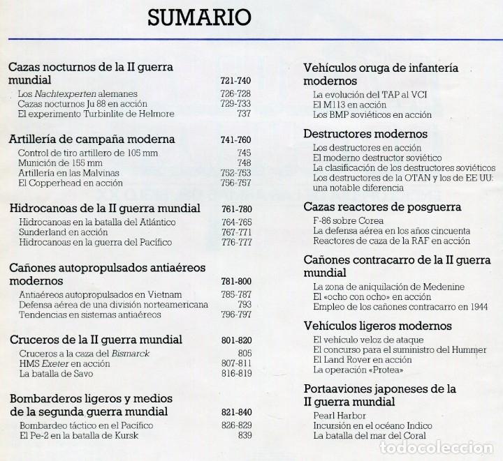 Militaria: MAQUINAS DE GUERRA VOLUMEN 4 PLANETA - AGOSTINI VER IMAGENES Y SUMARIO EXCELENTE ESTADO - Foto 5 - 183182467