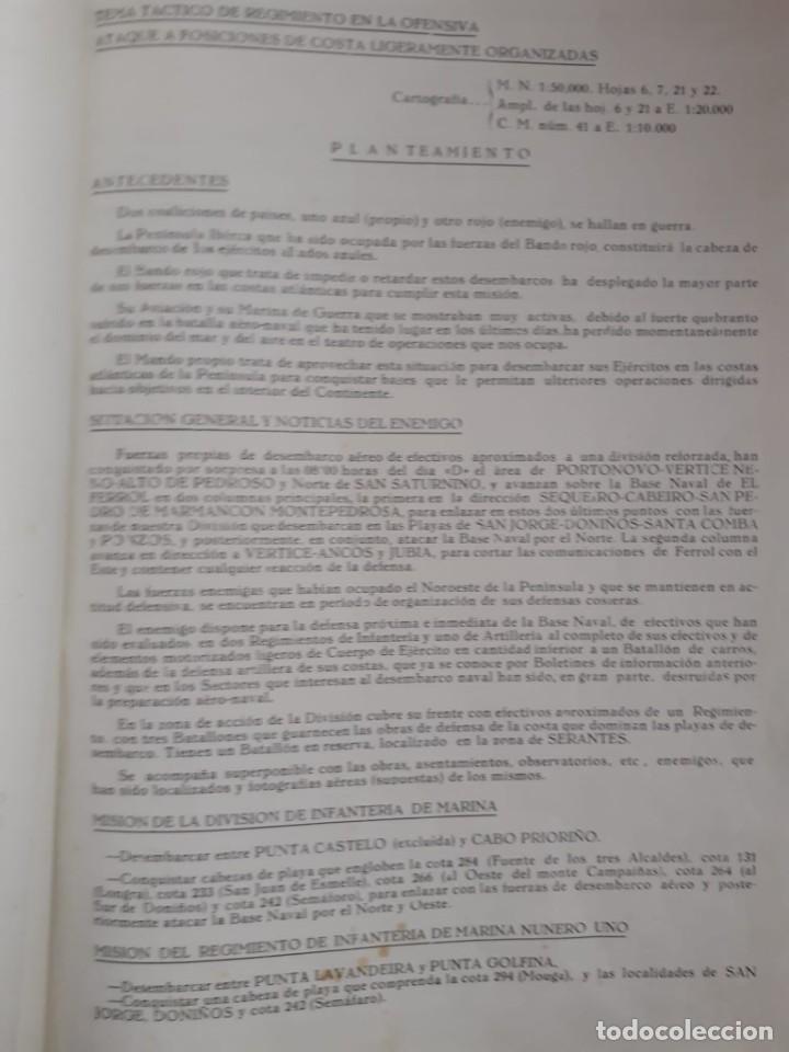 Militaria: EJERCICIOS INFANTERÍA DE MARINA FERROL AÑO 1950 - Foto 4 - 183827071