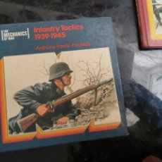 Militaria: INFANTRY TACTICS 1939-1945. Lote 183965985