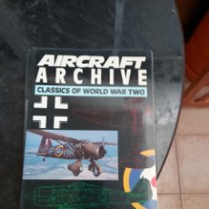 Militaria: AIRCRAFT ARCHIVE. Lote 183973122