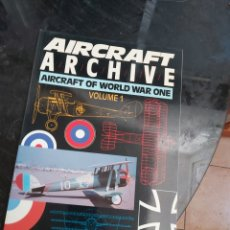 Militaria: AIRCRAFT ARCHIVE. Lote 183973208