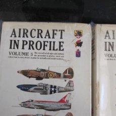 Militaria: AIRCRAFT IN PROFILES N5. Lote 183993792