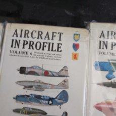 Militaria: AIRCRAFT IN PROFILE N 6. Lote 183993900