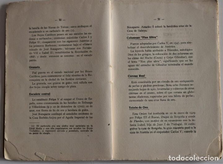 Militaria: PATRIA - TENIENTE CORONEL GARCÍA PÉREZ - IMPRENTA DE ARMAS Y LETRAS - 8º DE CABALLERÍA - Foto 6 - 184108397