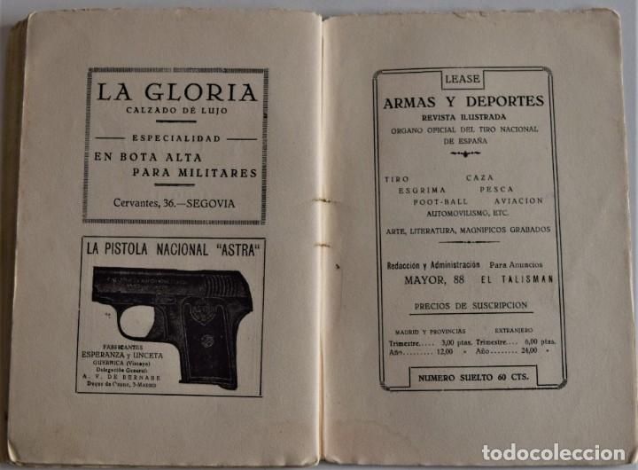 Militaria: PATRIA - TENIENTE CORONEL GARCÍA PÉREZ - IMPRENTA DE ARMAS Y LETRAS - 8º DE CABALLERÍA - Foto 10 - 184108397