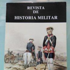 Militaria: REVISTA DE HISTORIA MILITAR - N. 63 - 1987 - SERVICIO HISTÓRICO MILITAR. Lote 184699543