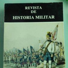 Militaria: REVISTA DE HISTORIA MILITAR - N. 64 - 1988 - SERVICIO HISTÓRICO MILITAR. Lote 184701390