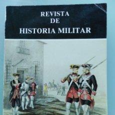 Militaria: REVISTA DE HISTORIA MILITAR - N. 65 - 1988 - SERVICIO HISTÓRICO MILITAR. Lote 184704426