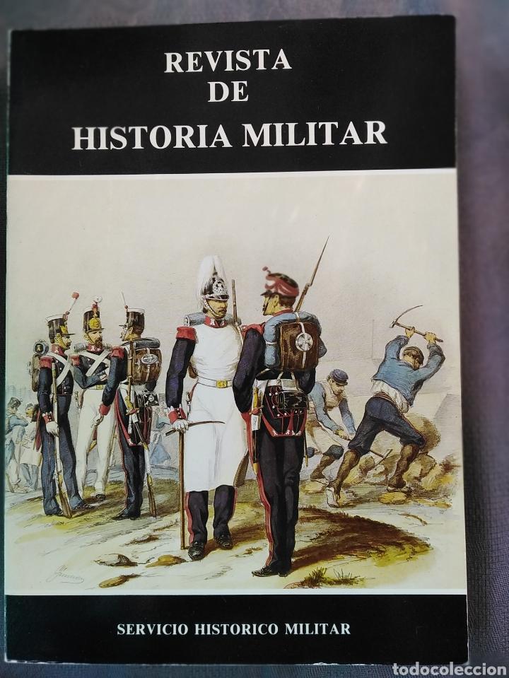 REVISTA DE HISTORIA MILITAR - N. 66 - 1989 - SERVICIO HISTÓRICO MILITAR (Militar - Libros y Literatura Militar)