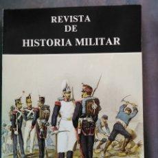 Militaria: REVISTA DE HISTORIA MILITAR - N. 66 - 1989 - SERVICIO HISTÓRICO MILITAR. Lote 184832416