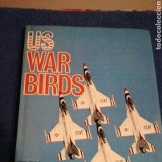Militaria: LIBRO AVIONES DE LAS FUERZAS AEREAS AMERICANAS DESDE LA PRIMERA GUERRA MUNDIAL HASTA VIETNAM.SEGUNDA. Lote 184873986