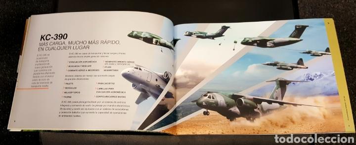 Militaria: Catalogo aviacion EMBRAER Brasil - Foto 2 - 185715100