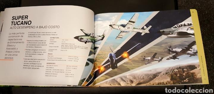Militaria: Catalogo aviacion EMBRAER Brasil - Foto 3 - 185715100