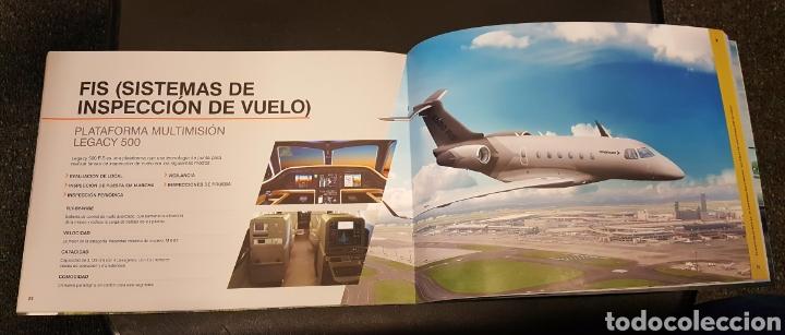 Militaria: Catalogo aviacion EMBRAER Brasil - Foto 4 - 185715100