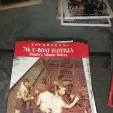 Militaria: SPEARHEAT DOENITZ PACK WOLVES. Lote 185948483