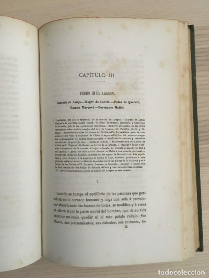 Militaria: MARINA ESPAÑOLA DE LA EDAD MEDIA - F. JAVIER DE SALAS - Foto 6 - 187125686