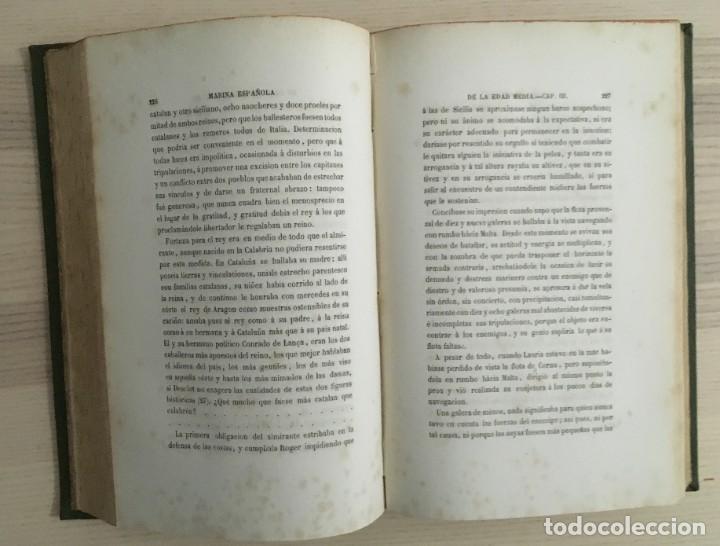 Militaria: MARINA ESPAÑOLA DE LA EDAD MEDIA - F. JAVIER DE SALAS - Foto 7 - 187125686