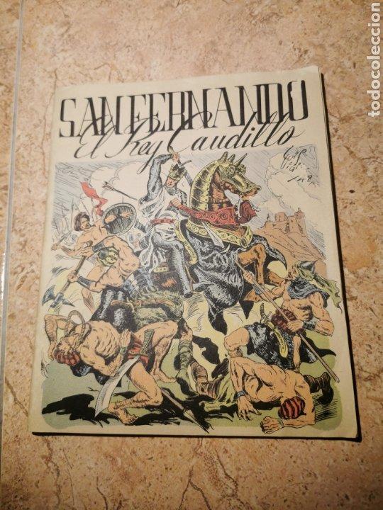 SANFERNANDO EL REY CAUDILLO (Militar - Libros y Literatura Militar)