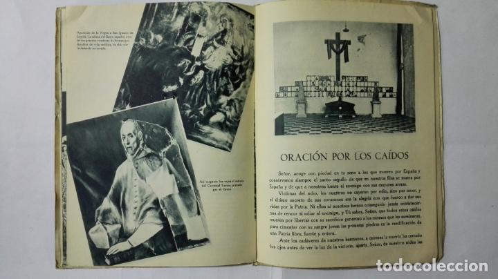 Militaria: EL ALCAZAR DE TOLEDO, PRIMERA RESISTENCIA - EL ASEDIO - FOTOGRAFIAS, AÑO 1939, EDITORA NACIONAL - Foto 8 - 188478290
