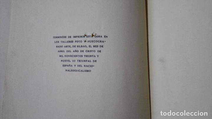 Militaria: EL ALCAZAR DE TOLEDO, PRIMERA RESISTENCIA - EL ASEDIO - FOTOGRAFIAS, AÑO 1939, EDITORA NACIONAL - Foto 9 - 188478290