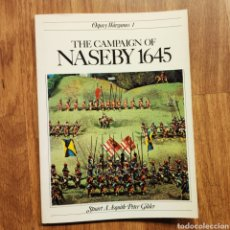 Militaria: OSPREY - THE CAMPAIGN OF NASEBY 1645 - OSPREY WARGAMES. Lote 188563631