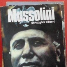 Militaria: MUSSOLINI. Lote 188793738