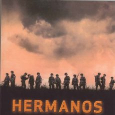 Militaria: HERMANOS DE SANGRE. STEPHEN AMBROSE.. Lote 205807166