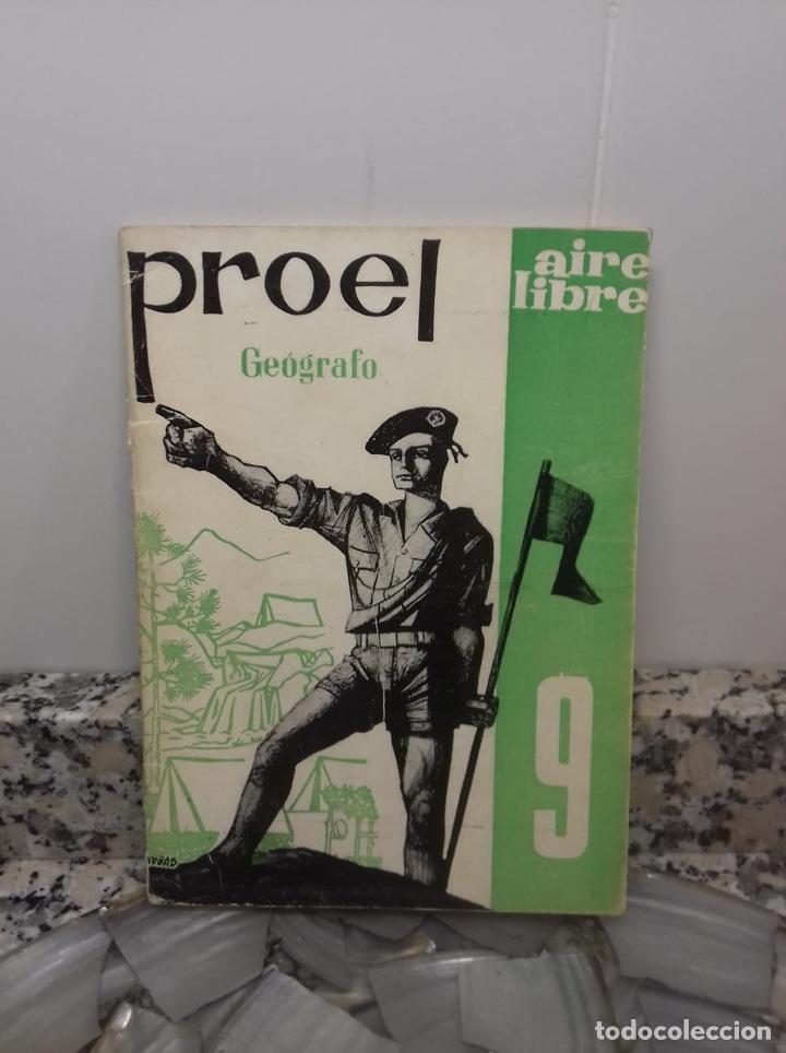 LIBRILLO PROEL GEOGRAFO (Militar - Libros y Literatura Militar)