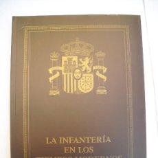 Militaria: HISTORIA INFANTERÍA LA LEGIÓN UNIDADES DE MONTAÑA OPERACIONES ESPECIALES ARMAS UNIFORMES VER FOTOS. Lote 192726410