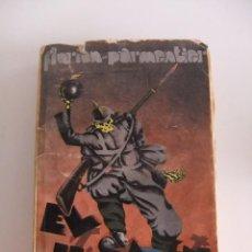 Militaria: EL HURACAN DE FLORIAN PARMENTIER. Lote 192975357