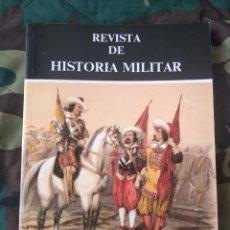 Militaria: REVISTA DE HISTORIA MILITAR N°72 1992 ILUSTRADO. Lote 193382406
