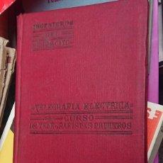 Militaria: INGENIEROS CURSO TELEGRAFISTAS PRIMEROS 1915. Lote 193440943