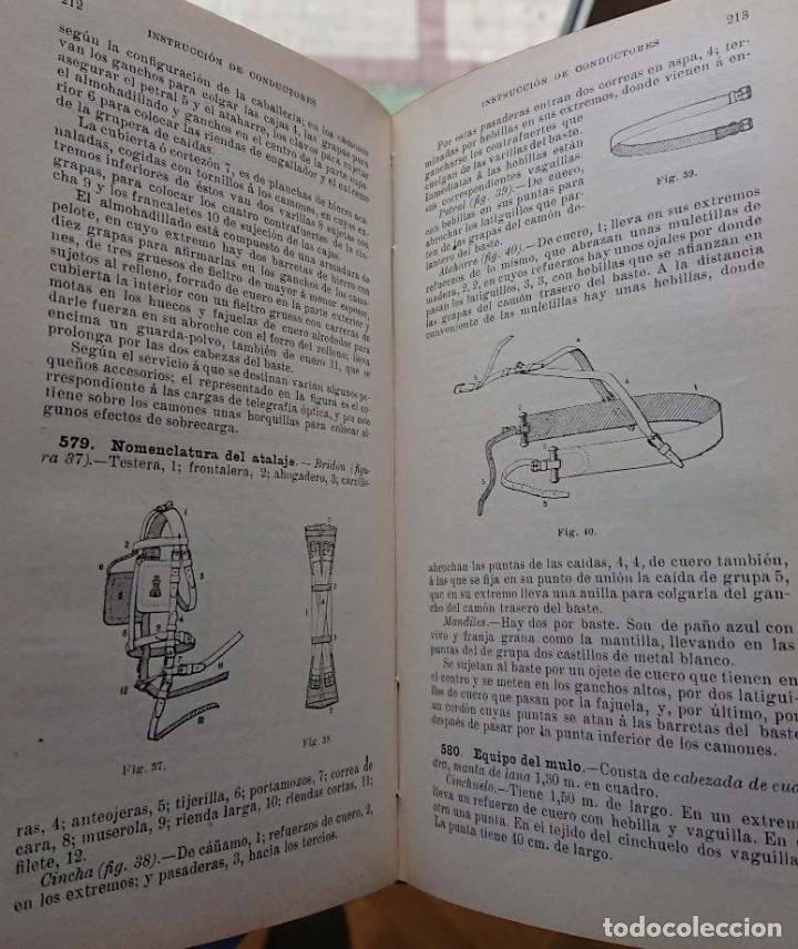 Militaria: REGLAMENTO PARA LA INSTRUCCIÓN TÁCTICA DE LAS TROPAS DE INGENIEROS 1915 - Foto 2 - 193443253