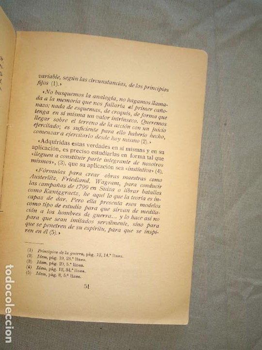 Militaria: la gran leccion leyendo los libros de Foch - Foto 2 - 194222637