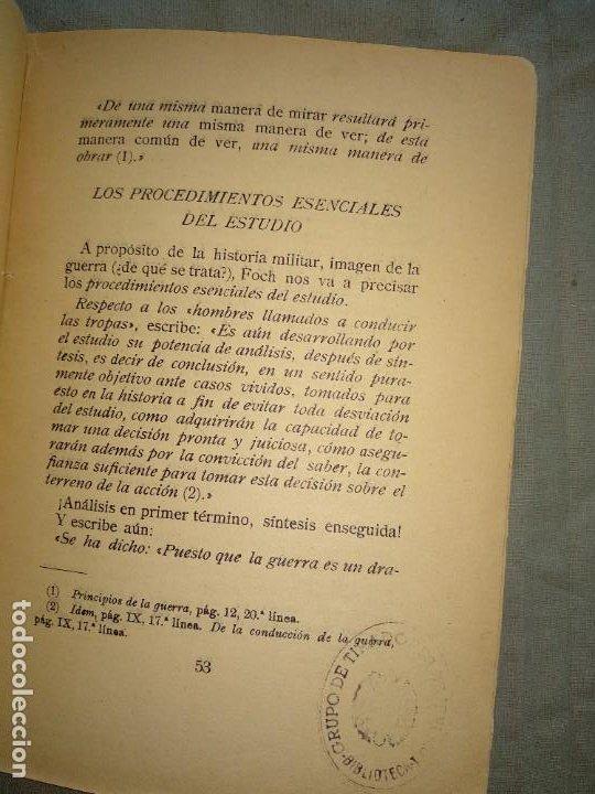 Militaria: la gran leccion leyendo los libros de Foch - Foto 3 - 194222637