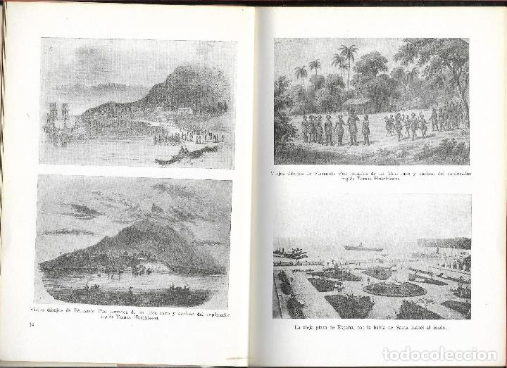 Militaria: MARINA ESPAÑOLA EN GUINEA ECUATORIAL Dedicatoria del autor RARISIMO - Foto 3 - 194226733