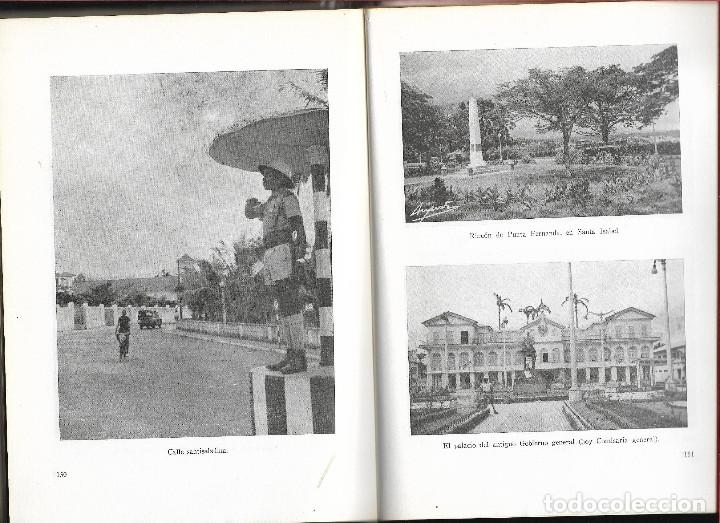 Militaria: MARINA ESPAÑOLA EN GUINEA ECUATORIAL Dedicatoria del autor RARISIMO - Foto 5 - 194226733