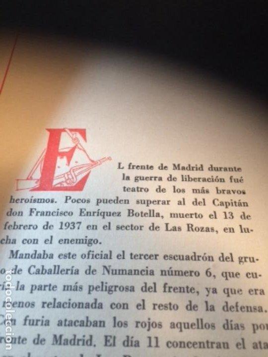 Militaria: España Heroica 1a ediciòn piel Sancho González - Foto 29 - 194240206