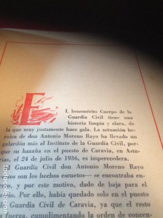 Militaria: España Heroica 1a ediciòn piel Sancho González - Foto 31 - 194240206