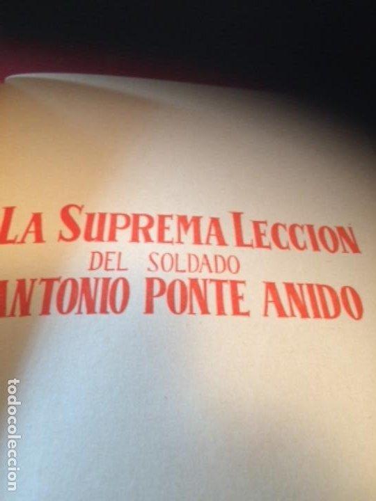Militaria: España Heroica 1a ediciòn piel Sancho González - Foto 36 - 194240206
