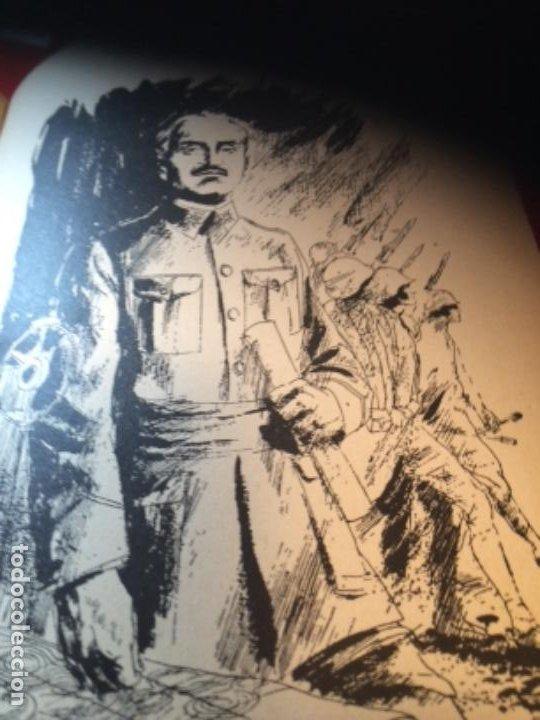 Militaria: España Heroica 1a ediciòn piel Sancho González - Foto 10 - 194240206