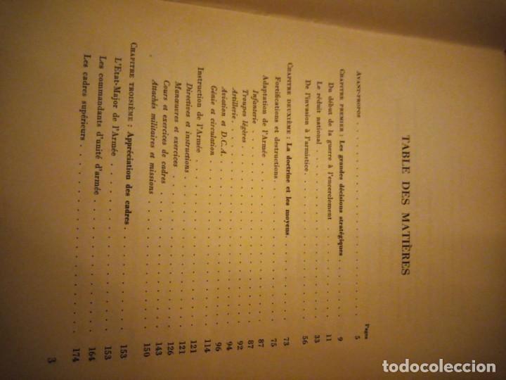 Militaria: rapport du general guisan a l´assemblee federale sur le service actif 1939-1945 - Foto 3 - 194248036