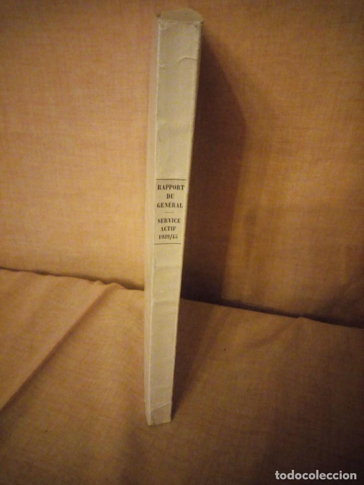 Militaria: rapport du general guisan a l´assemblee federale sur le service actif 1939-1945 - Foto 7 - 194248036